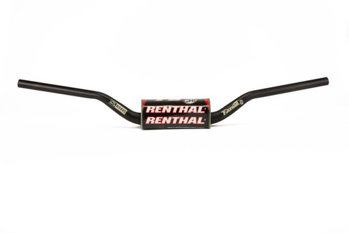 NEW RENTHAL FATBAR 36 R-WORKS RC, HONDA BLACK HANDLEBARS MX MOTOCROSS
