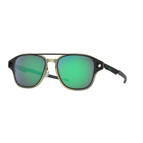 Oakley Coldfuse Sunglasses Adult (Matte Black) Prizm Jade Polarized Lens