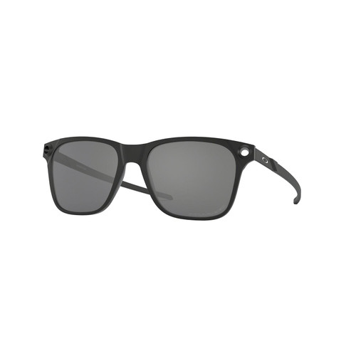 Oakley Apparition Sunglasses Adult (Black) Black Iridium Polarized Lens