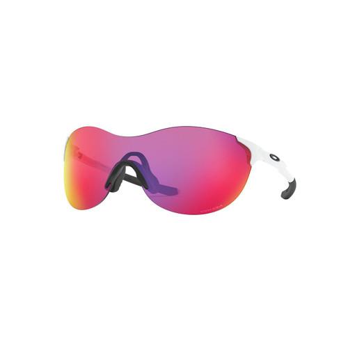 Oakley Evzero Ascend Sunglasses Adult (Polished White) Prizm Road Lens