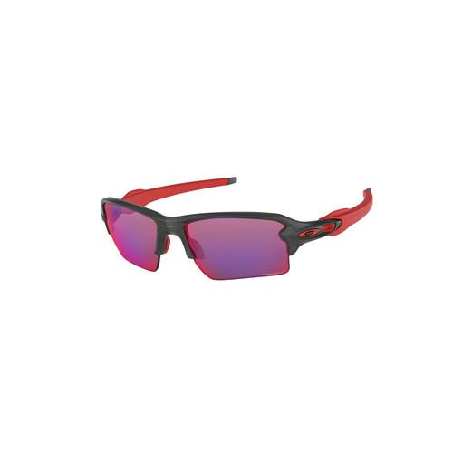 Oakley Flak 2.0 XL Sunglasses Adult (Matte Grey Smoke) Prizm Road Lens