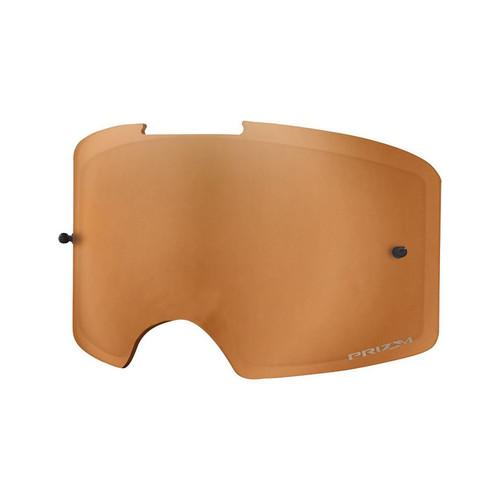 Oakley Replacement Lens Front Line MX (Prizm Bronze)