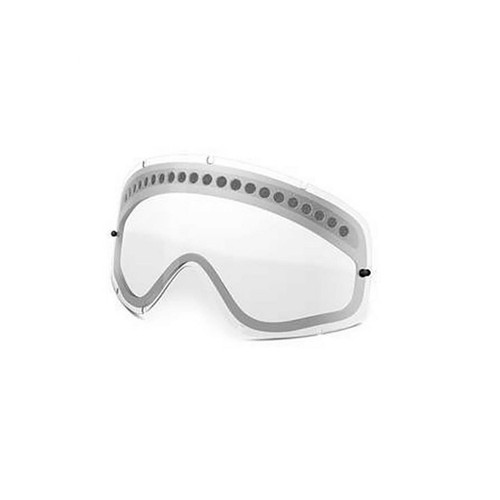 Oakley Replacement Lens O Frame MX (Clear) Dual Pane)