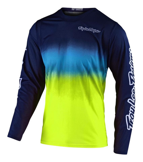 2020 TLD SPRING JERSEY GP AIR 20 STAIND NAVY/YELLOW