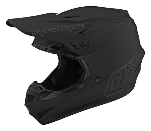 TLD SP20 GP HELMET YOUTH MONO BLACK