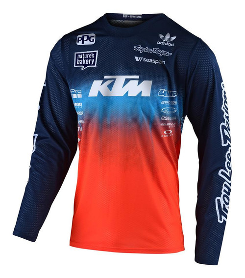 2020 TLD SP20 YOUTH JERSEY GP 20 STAIND TEAM NAVY