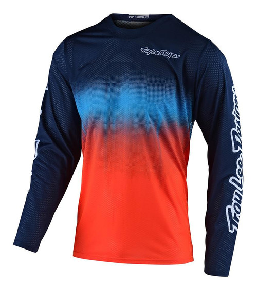 2020 TLD SP20 YOUTH JERSEY GP 20 STAIND NAVY/ORG