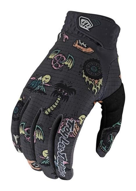 TLD MX Gloves Air LE Elemental Charcoal