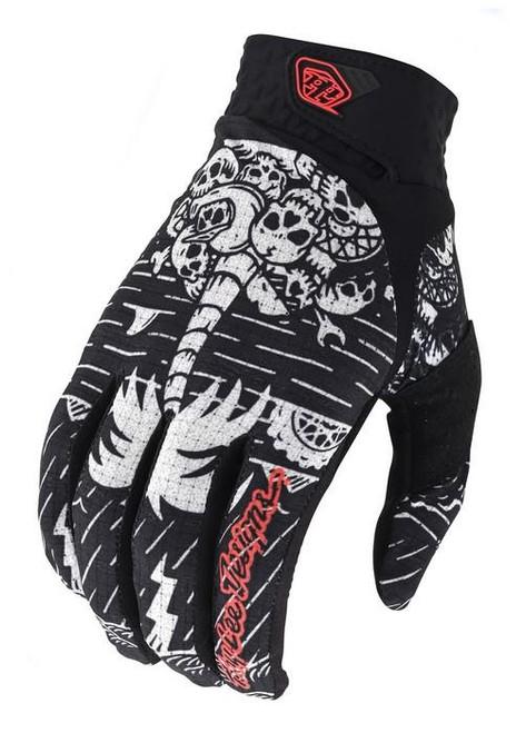TLD MX Gloves Air LE Boneyard Black