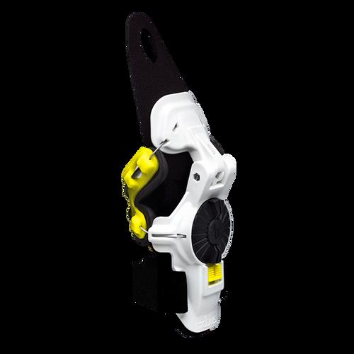 MOBIUS X8 Wrist Brace S/M - White/Acid Yellow