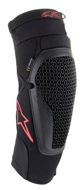 Alpinestars Bionic Flex Knee Guards Black/Red