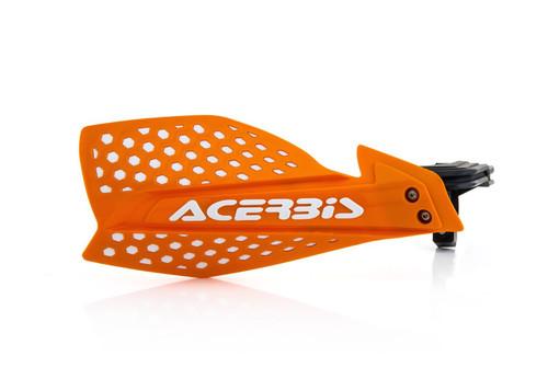 Acerbis X-Ultimate Handguards Orange/White