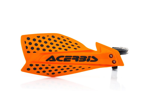 Acerbis X-Ultimate Handguards Orange/Black