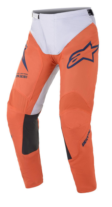 Alpinestars 2021 Racer Braap Orange Light Grey Dark Blue