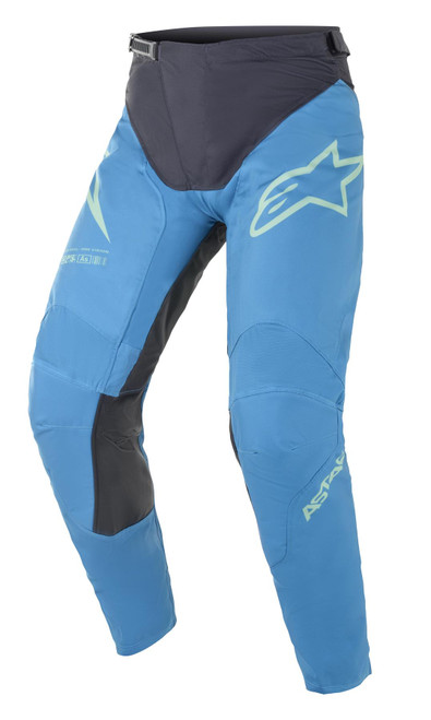 Alpinestars 2021 Racer Braap MX Pant Ocean Blue Mint