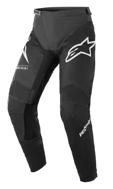 Alpinestars 2021 Racer Braap MX Pant Black Anthracite White
