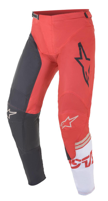 Alpinestars 2020 Racer Compass MX Pant Anthracite Red Fluo White