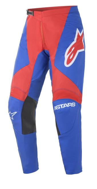 Alpinestars 2021 Fluid Speed MX Pant Blue Bright Red