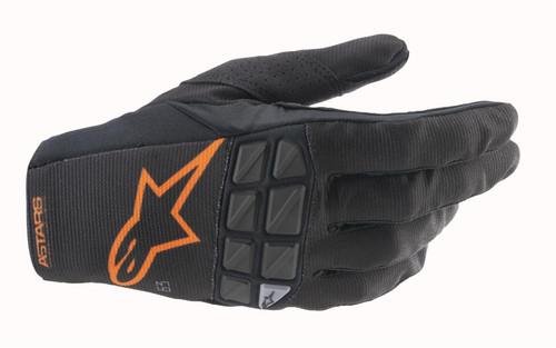 Alpinestars 2021 Racefend MX Gloves Black/Orange