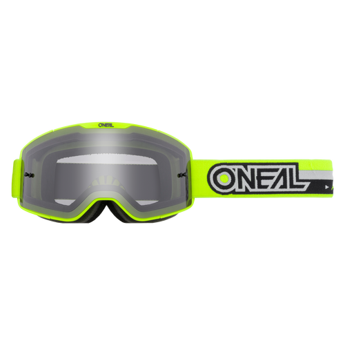 O'Neal 2021 B-20 Goggle PROXY neon yellow/black - gray