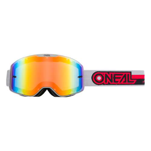 O'Neal 2021 B-20 Goggle PROXY gray/red - radium red