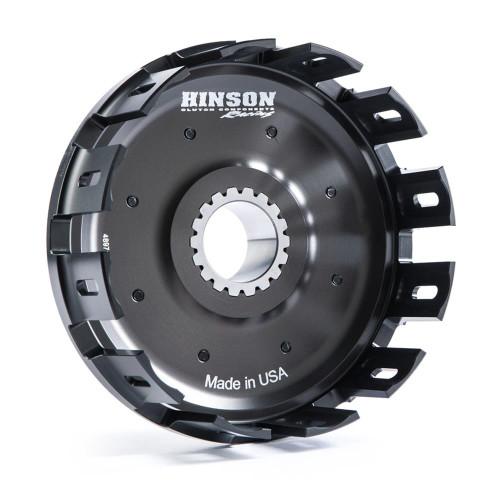 HINSON H091-B-0317 CLUTCH BASKET KTM/HUSKY SX125 98-05 & SX125-150 09-18, TC/TE/TX125 14-18 INC CUSHIONS (R)