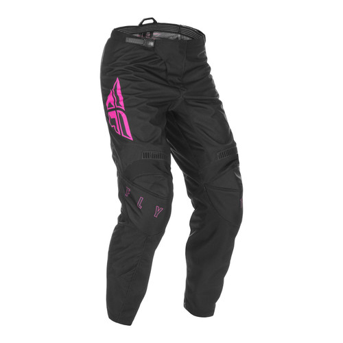 Fly Racing 2021 F-16 Adult MX Pant Black/Pink