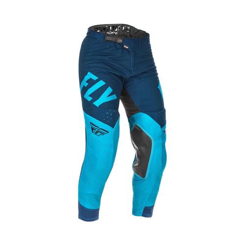 Fly Racing 2021 Evolution DST Adult MX Pant Blue/Black