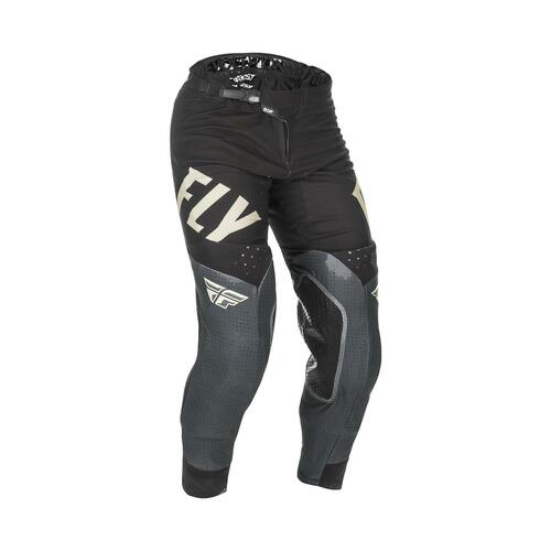 Fly Racing 2021 Evolution DST Adult MX Pant Grey/Black/Stone