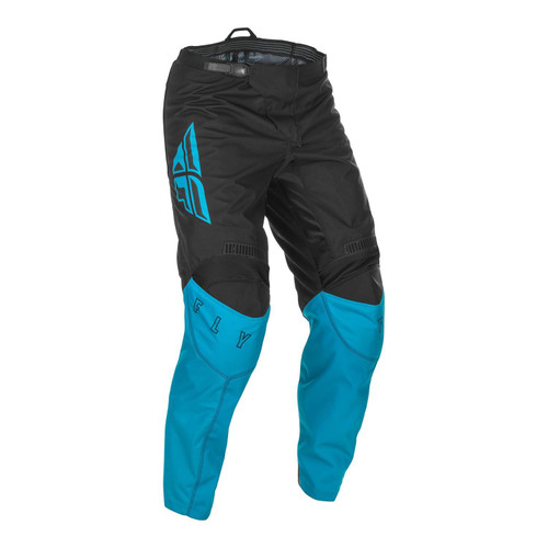 Fly Racing 2021 Youth F-16 MX Pant Blue/Black