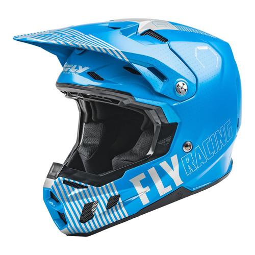 Fly Racing 2021 MX Helmet Formula CC Primary Blue/Grey