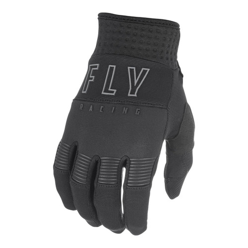Fly Racing 2021 Adult F-16 MX Gloves Black