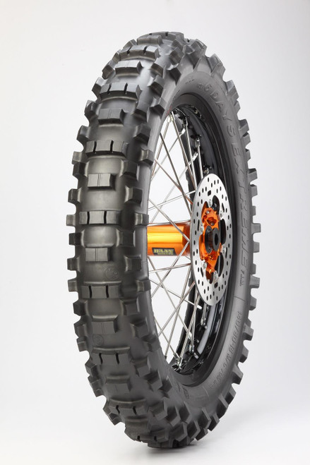 Metzeler MCE 6 DAYS EXTREME Rear 140/80 - 18 NHS 70M SuperSoft ENDURO COMPETITION