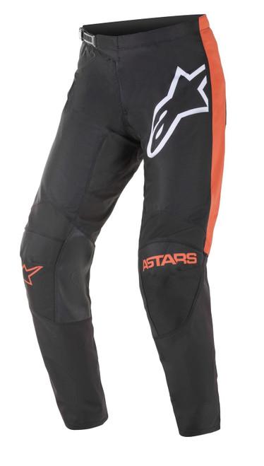 Alpinestars 2021 Fluid Tripple MX Pant Black Orange