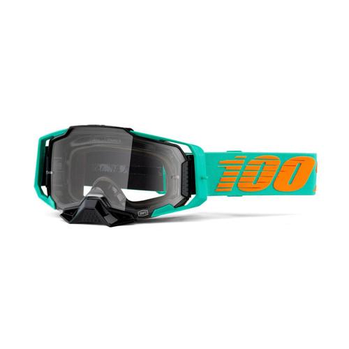 100 Percent ARMEGA Goggle Clark - Clear Lens