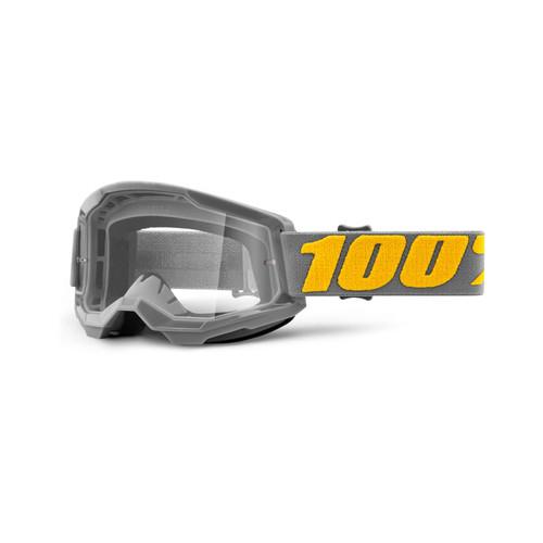 100 Percent STRATA 2 Goggle Izipizi - Clear Lens