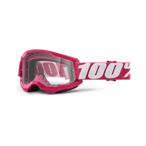 100 Percent STRATA 2 Goggle Fletcher - Clear Lens