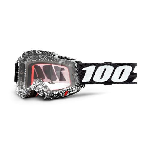 100 Percent ACCURI 2 Goggle Cobra - Clear Lens