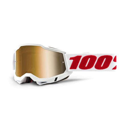 100 Percent ACCURI 2 Goggle Denver - True Gold Lens