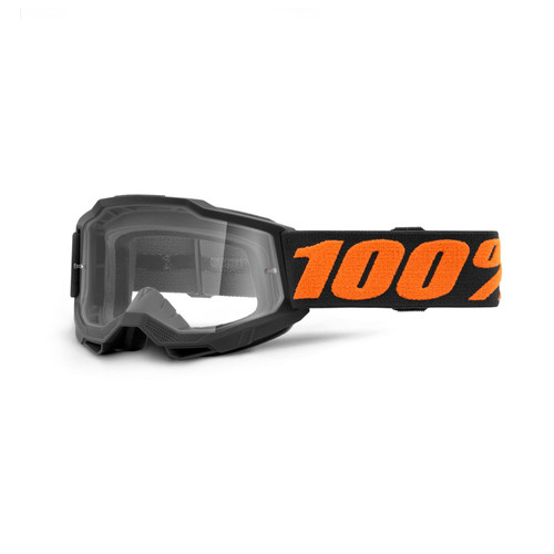 100 Percent ACCURI 2 Youth Goggle Chicago - Clear Lens
