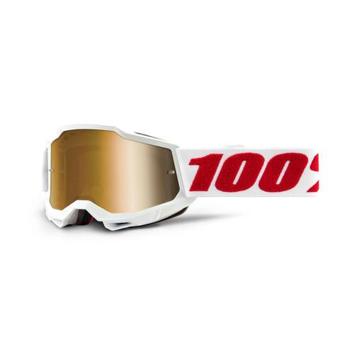 100 Percent ACCURI 2 Youth Goggle Denver - True Gold Lens