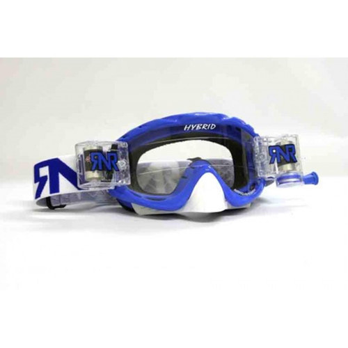 RIP N ROLL GH441 RNR HYBRID FULLY LOADED R/P GOGGLE NOBO BLUE