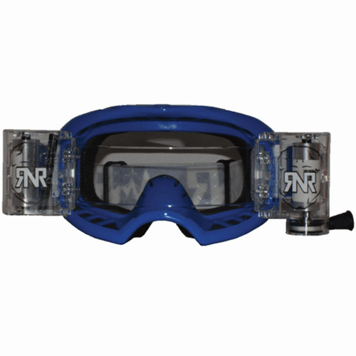 RIP N ROLL GXX44 RNR COLOSSUS WVS GOGGLE WITH 48MM FILMS BLUE