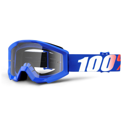 STRATA JR Goggle Nation - Clear Lens