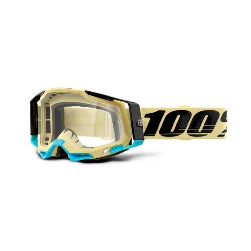 100 Percent RACECRAFT 2 Goggle Airblast - Clear Lens