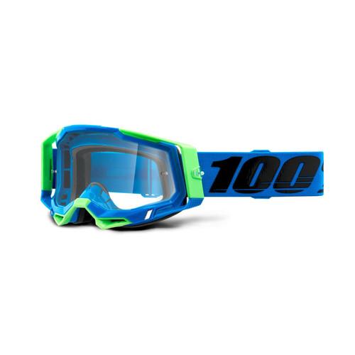 100 Percent RACECRAFT 2 Goggle Fremont - Clear Lens