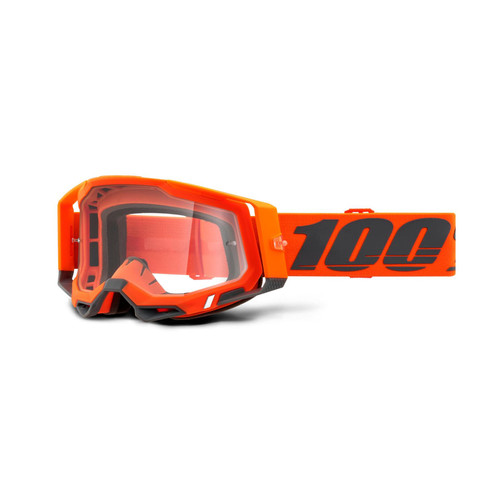 100 Percent RACECRAFT 2 Goggle Kerv - Clear Lens