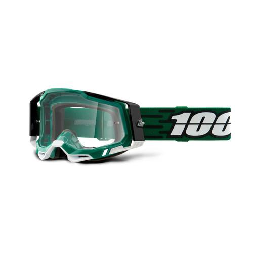 100 Percent RACECRAFT 2 Goggle Milori - Clear Lens