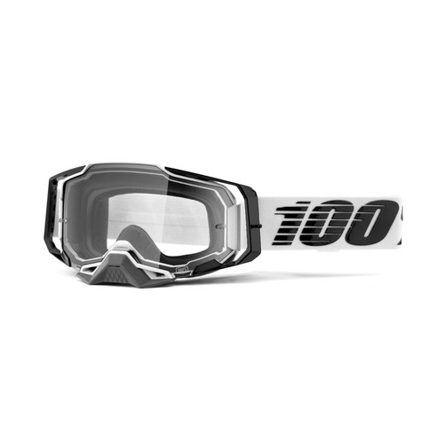 100 Percent ARMEGA Goggle Atmos - Clear Lens