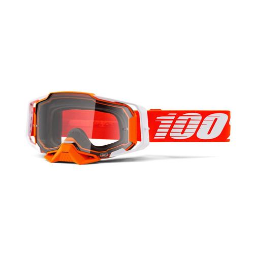100 Percent ARMEGA Goggle Regal - Clear Lens